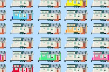 Výběr mobilního domu